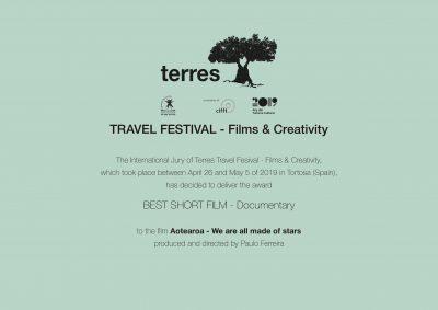 Diploma - Terres Festival