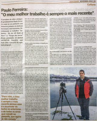 Notícia Jornal Vivacidade