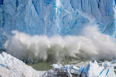Perito Moreno - Degelo